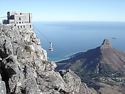 Capetown Tafelberg