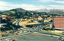 Windhoek Teilansicht